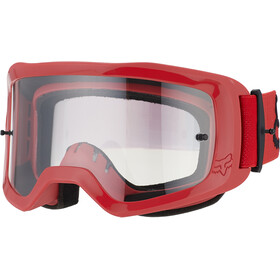 Fox Main Stray Goggles Herren rot